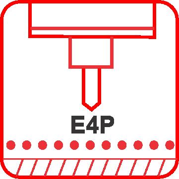 Dotpeenator E4P Electromagnetic Peen Cartridge Kit