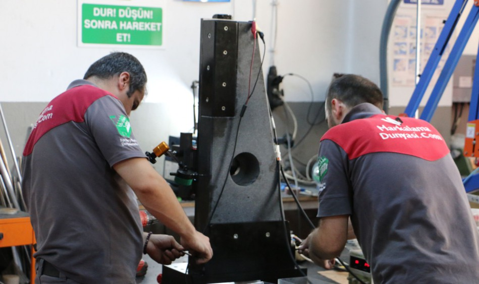 Laser Marking Engineering