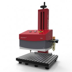 Dotpeenator™ CO15 Desktop Dot Peen Marking Machine