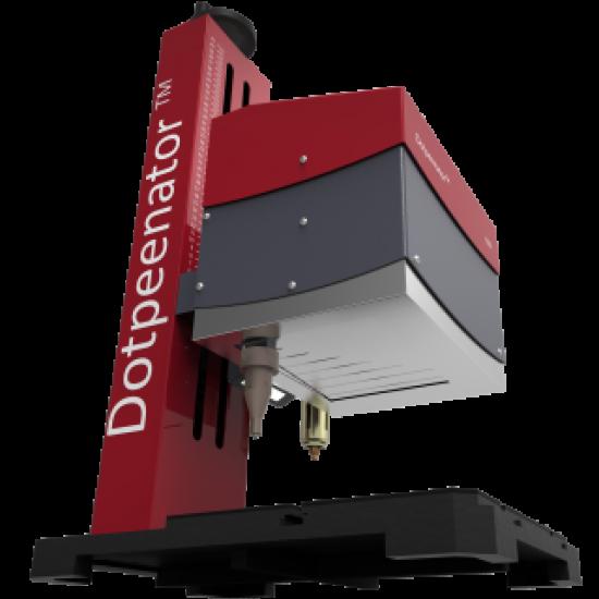 Dotpeenator™ CO9 Desktop Dot Peen Marking Machine