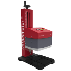 Dotpeenator™ CO9E Desktop Electrical Dot Peen Marking Machine