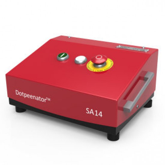 Dotpeenator™ DT94 Desktop Dot Peen Marking Machine