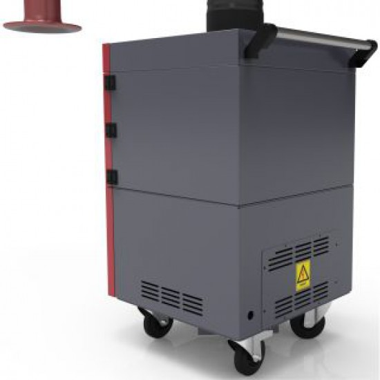 Laserator LSE1 Mobile Dust & Fume Extraction Unit