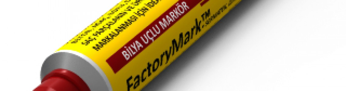 FactoryMark™ R30 Series Ball Point Pump Paint Markers