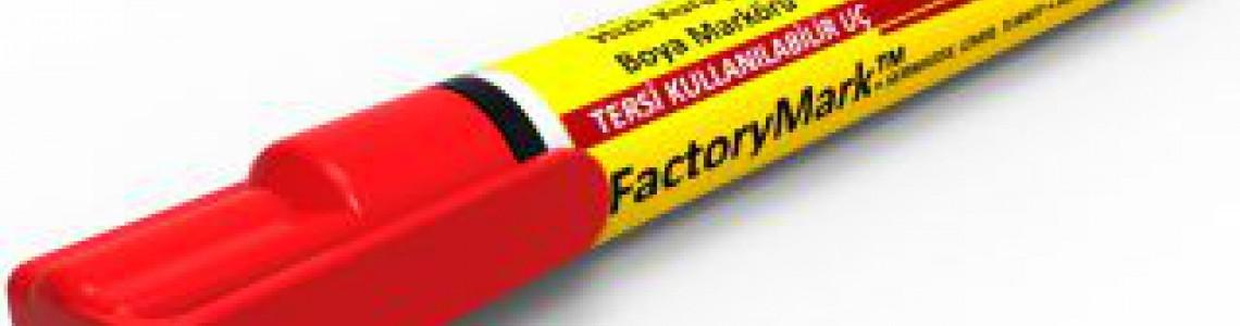 FactoryMark™ S20 Series Paint Markers