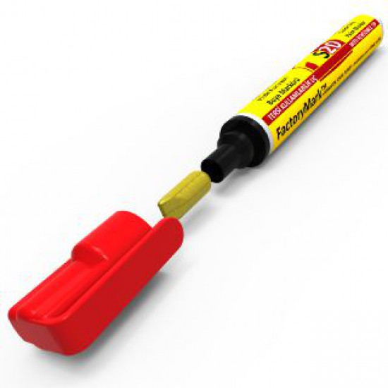 FactoryMark™ S20 13cm³ Red Permanent Paint Marker