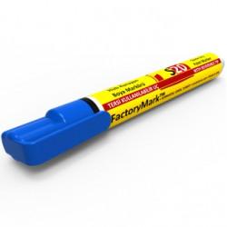 FactoryMark™ S20 13cm³ Blue Permanent Paint Marker