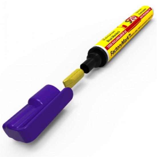 FactoryMark™ S20 13cm³ Violet Permanent Paint Marker