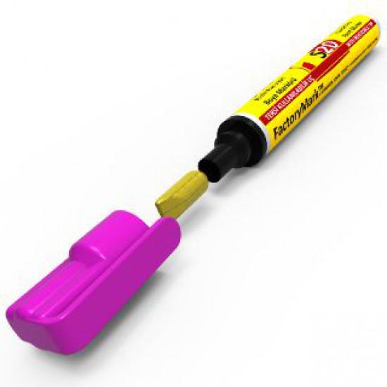 FactoryMark™ S20 13cm³ Pink Permanent Paint Marker
