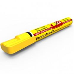 FactoryMark™ S20 13cm³ Yellow Permanent Paint Marker