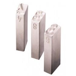 Interchangeable Steel Types