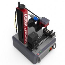 Laserator HANDY-JW Class-IV Desktop Fiber Laser Gold-Silver Marking, Scribing & Cutting Machine