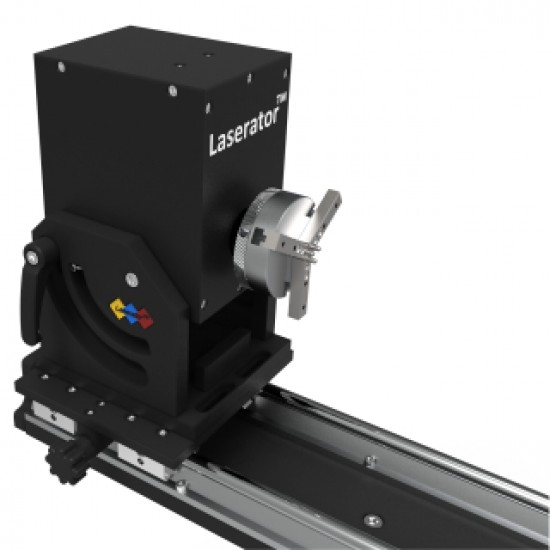 Laserator HANDY-JW Class-IV Desktop Fiber Laser Gold-Silver Marking, Scribing & Cutting Machine