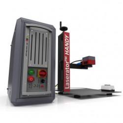 Laserator HANDY-M Class-IV Desktop Fiber Laser Marking Machine
