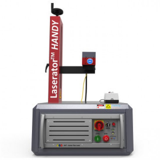Laserator HANDY-M Class-IV Desktop Fiber Laser Marking Machine