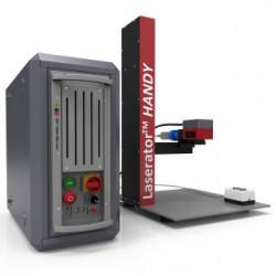 Laserator HANDY-Z Class-IV Desktop Fiber Laser Marking Machine