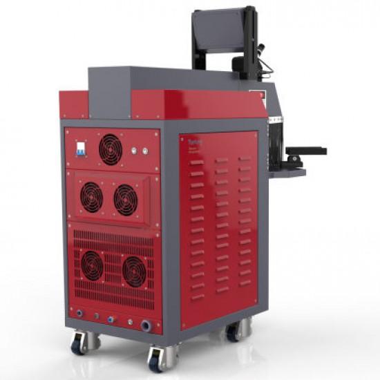 Laserator KLAROS-YOF 200W YAG Laser Welding Machines ,desktop laser welding, YAG welding laser, gold welding, jewelry welding, silver welding, jewelry laser welding,