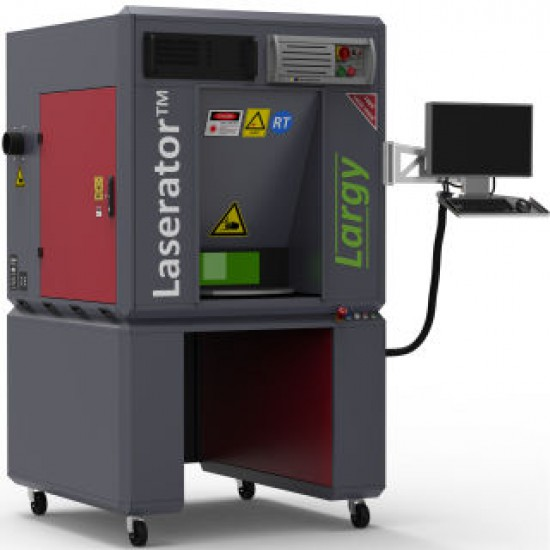Laserator Class-I LARGY-OTF-R On-The-Floor Laser Marking Machine