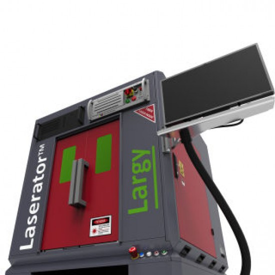 Laserator Class-I LARGY-OTF On-The-Floor Laser Marking Machine