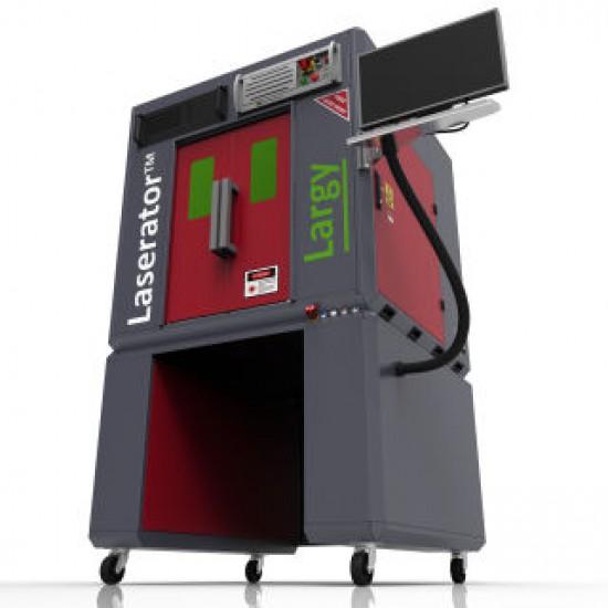Laserator Class-I LARGY-OTF On-The-Floor Laser Marking Machine