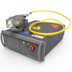 Laserator™ 1kW SM CW Fiber Laser Cutting Engine + Autofocus Fiber Laser Cutting Head