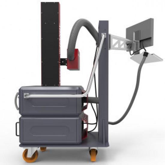 Laserator PORTY-C Class-IV On-The-Floor Fiber Laser Marking Machine