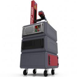 Laserator PORTY-Z Class-IV On-The-Floor Fiber Laser Marking Machine
