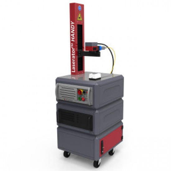 Laserator PORTY-Z Class-IV On-The-Floor Fiber Laser Marking Machine
