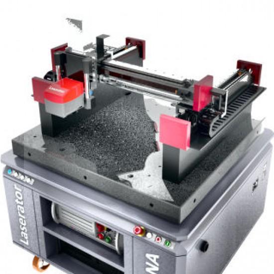 Laserator TUWANA XYZ-G96 Laser Precission Work Station