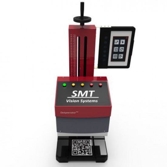 SMT - Vision DPM Data Matrix Reading and Verification Workstation