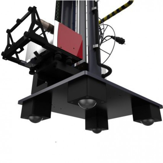 Dotpeenator™ PORTY146-Z Mobile Dot Peen Marking Machine