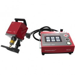 Dotpeenator™ PR54E Electrical / Electromagnetic Small Mobile Dot Peen Marking Machine