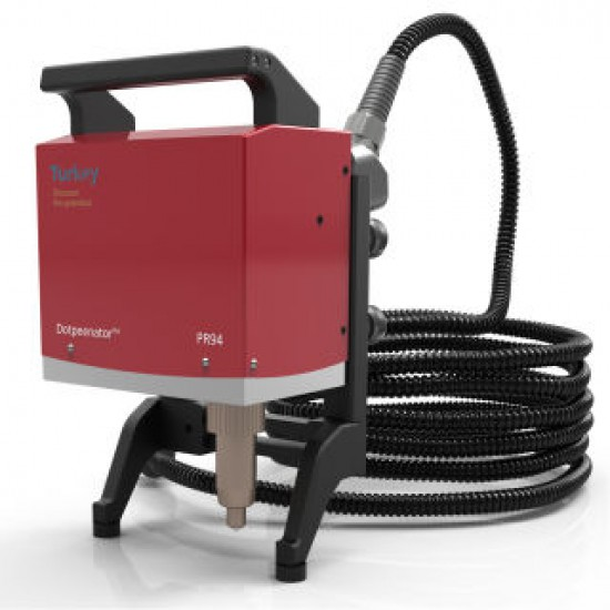 Dotpeenator™ PR94A Portable Dot Peen Marking Machine