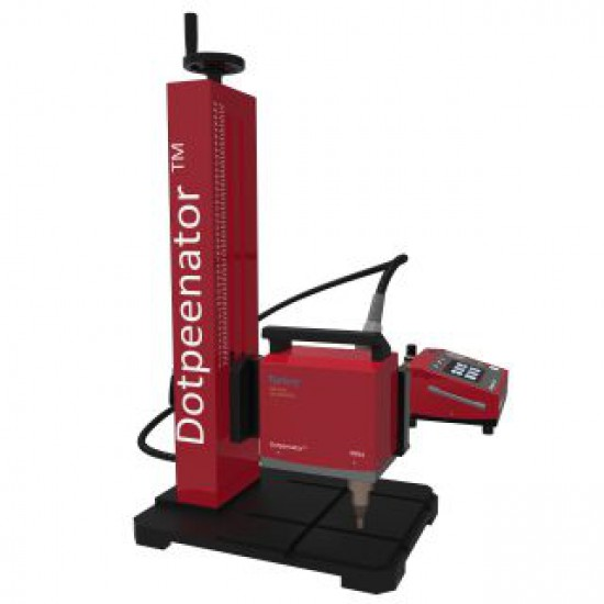 Dotpeenator™ PR94-Z Desktop & Portable Dot Peen Marking Machine