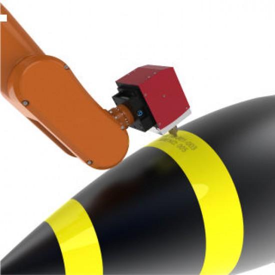 Dotpeenator™ ROBO54  Dot Peen Marking Robot, Robotic Marking, Robotic Dot Peen Marking System, Dot Peen Marking Robot, Robot Marking, Robot For Marking, Pin Marking Robot, Peen Marking Robot, dotpeenator™ robo54 dot peen marking robot, robotic marking