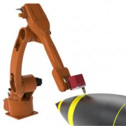 Dotpeenator™ ROBO54  Dot Peen Marking Robot