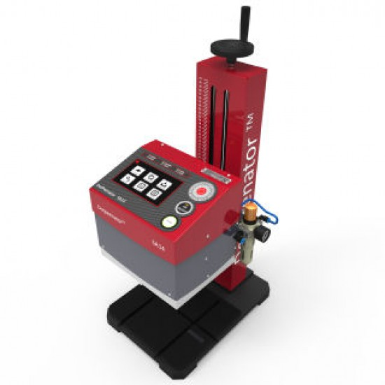 Dotpeenator™ SA14 Desktop Dot Peen Marking Machine