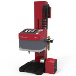 Dotpeenator™ SA14ZR Desktop Dot Peen Marking Machine
