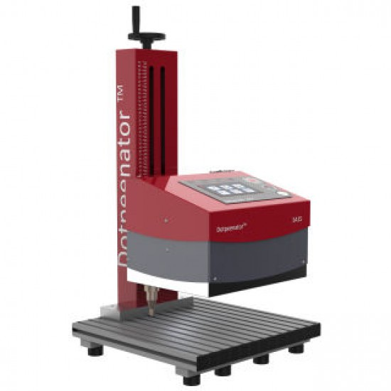 Dotpeenator™ SA15 Desktop Dot Peen Marking Machine