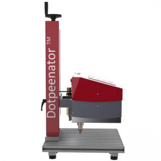 Dotpeenator™ SA15 Desktop Dot Peen Marking Machine