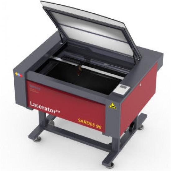 Laserator SARDES-96 60W, 80W, 100W, 120W, 150W CO2 Laser Cutting Machine